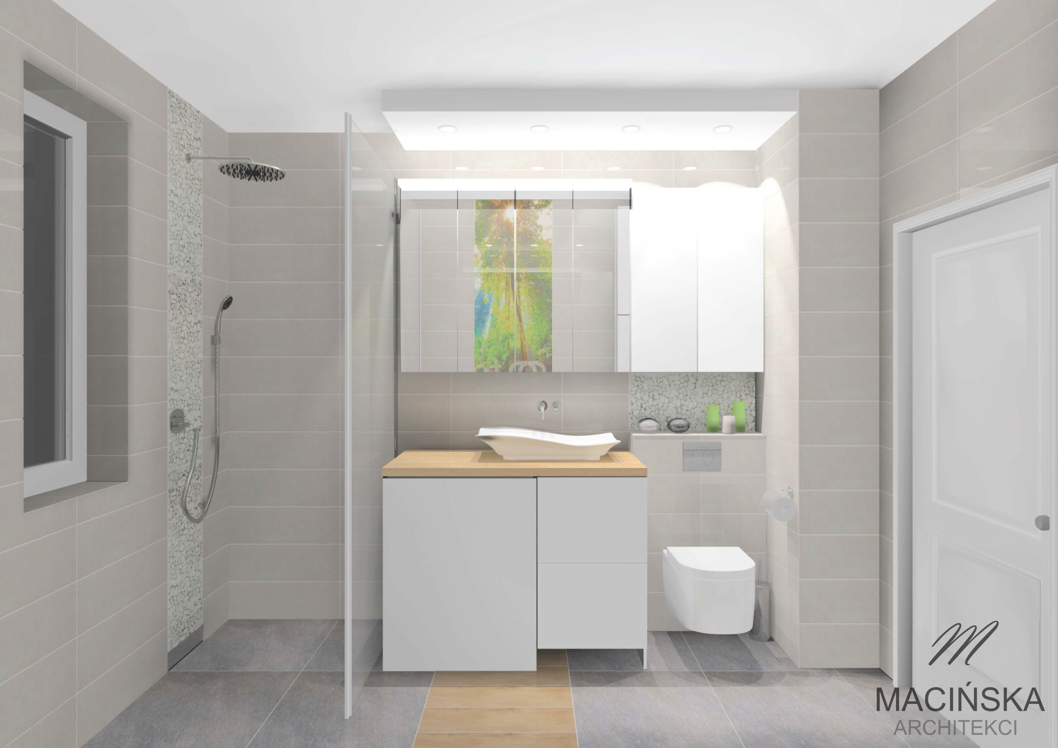 Jak Urządzić Małą łazienkę W Bloku Macińska Architekci