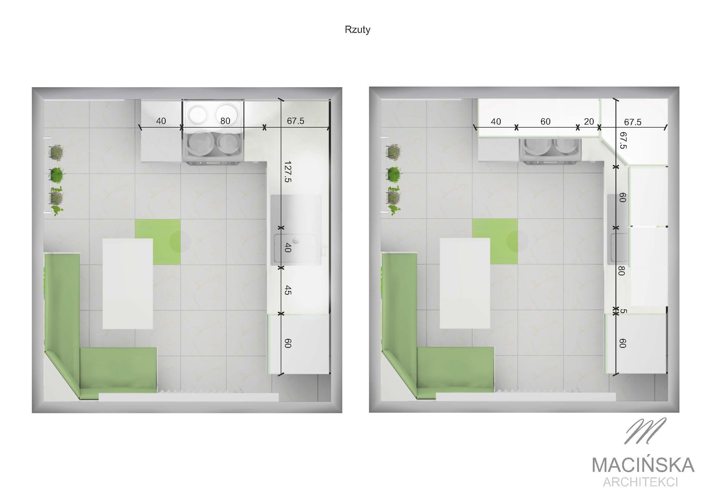 Meble Ikea W Malej Kuchni Macinska Architekci